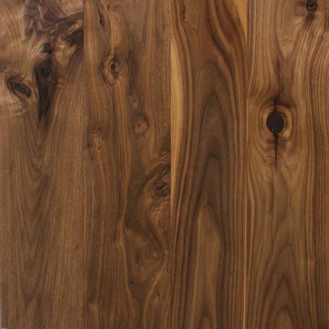 hout noten walnoten afwerking puur olie lak naturel