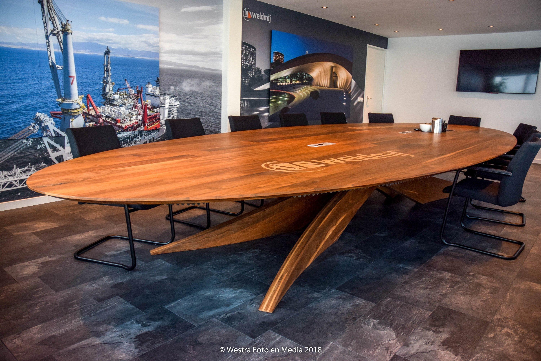 Brilliant Vergadertafel Flexion Eiken Ovaal Meubelfabriek Westra Creativecarmelina Interior Chair Design Creativecarmelinacom